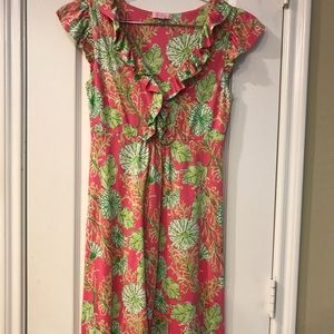 Lilly Pulitzer XS knee-length Dress